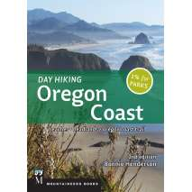 Oregon Travel & Recreation Guides, Day Hiking Oregon Coast: Beaches, Headlands, Oregon Trail 2nd Ed.