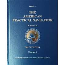 Marine Training, 2017 American Practical Navigator 'BOWDITCH' Vol 2