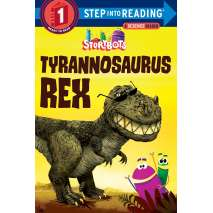 Young Readers, Tyrannosaurus Rex (Step into Reading)