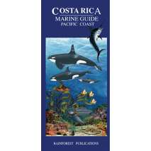 Fish & Sealife Identification Guides, Costa Rica Pacific Coast Marine Wildlife Guide