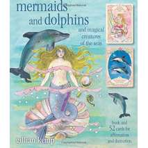 Mermaids, Mermaids and Dolphins: and magical creatures of the sea CARDS