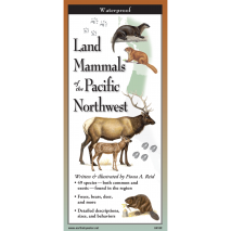 Pacific Northwest Field Guides, Land Mammals of the Pacific Northwest