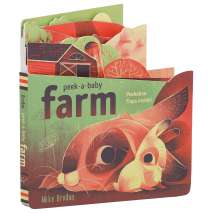 Farm & Domestic Animals, Peek-a-Baby: Farm
