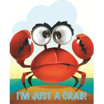 Board Books: Aquarium, I'm Just A Crab