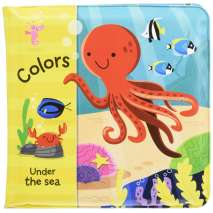Board Books: Aquarium, My Bath Book: Colors: Under the Sea