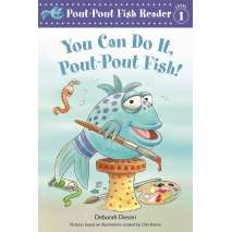 Children's Classics, You Can Do It, Pout-Pout Fish!