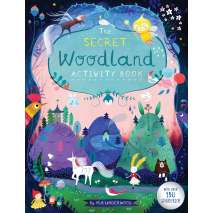 Activity Books, The Secret Woodland Activity Book