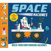 Models & Puzzles, Space Machines: Build your own working machines!