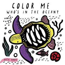 Board Books: Aquarium, Color Me: Who's in the Ocean? BATH BOOK