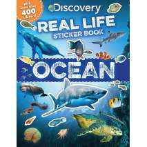 Activity Books: Aquarium, Discovery Real Life Sticker Book: Ocean