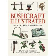 Survival Guides, Bushcraft Illustrated: A Visual Guide