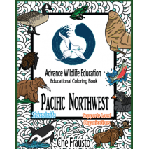 Pacific Northwest, Pacific Northwest Educational Coloring Book