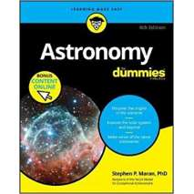 Astronomy & Stargazing, Astronomy For Dummies 4th Edition