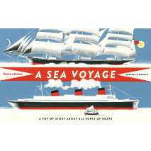 Boats, Trains, Planes, Cars, etc., A Sea Voyage