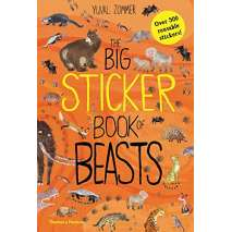 Animals, The Big Sticker Book of Beasts