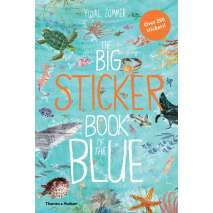 Ocean & Seashore, The Big Sticker Book of the Blue