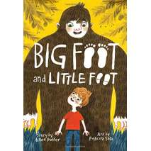 Bigfoot for Kids, Big Foot and Little Foot (Book #1)