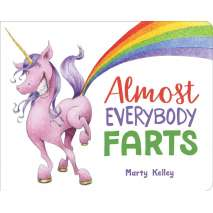 Board Books :Almost Everybody Farts