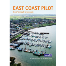 Europe, East Coast Pilot: Great Yarmouth to Ramsgate 5TH ED