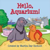 Board Books: Aquarium, Hello, Aquarium!