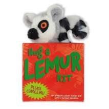Jungle & Zoo Animals, Hug a Lemur Kit