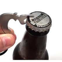 Bottle Openers & Keychains :Steelhead BOTTLE OPENER KEYCHAIN