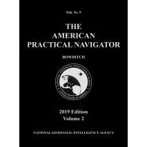 "Bowditch - American Practical Navigator, American Practical Navigator ""Bowditch"" 2019 Vol. 2 PAPERBACK"