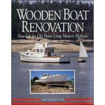 Boat Maintenance & Repair, Wooden Boat Renovation