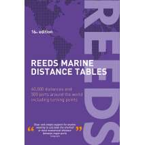 Navigation, Reeds Marine Distance Tables 16th edition