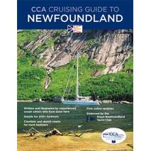 International Chartbooks & Cruising Guides, CCA Cruising Guide to Newfoundland