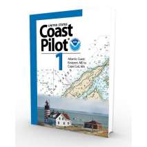U.S. Coast Pilot, NOAA Coast Pilot 1: Atlantic Coast: Eastport, ME to Provincetown, MA (CURRENT EDITION)