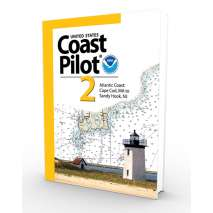 U.S. Coast Pilot, NOAA Coast Pilot 2: Atlantic Coast: Cape Cod, MA to Sandy Hook, NJ  (CURRENT EDITION)