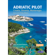 Europe, Adriatic Pilot 8th ed