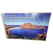 Mexico to Central America, Navigator's Complete Chart Book: Pacific Coast of Baja and The Sea of Cortez