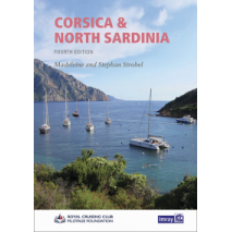 Europe, Corsica and North Sardinia, 4th edition