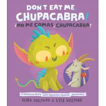 Monsters, Zombies, etc. :Don't Eat Me, Chupacabra!