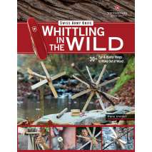 Children's Outdoors :Victorinox Swiss Army Knife Whittling in the Wild
