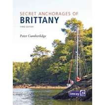 Europe & the UK :Secret Anchorages of Brittany 3rd Edition