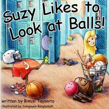 Adult Humor :Suzy Likes to Look at Balls