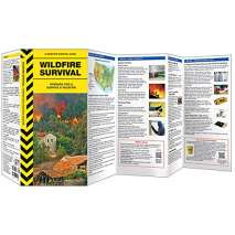 Wilderness & Survival Field Guides :Wildfire Survival: Prepare For & Survive a Wildfire