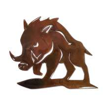 Magnets & Metal Art :Boar MAGNET