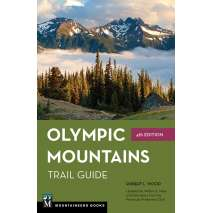 Washington Travel & Recreation Guides :Olympic Mountains Trail Guide: National Park and National Forest