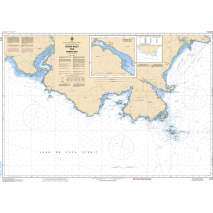 Pacific Region Charts :CHS Chart 3410: Sooke Inlet to/à Parry Bay