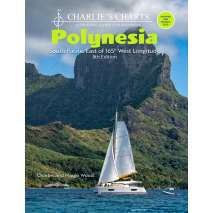 Charlie's Charts :Charlie's Charts: POLYNESIA 8th Edition