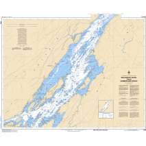 Central and Arctic Region Charts :CHS Chart 1436: Whaleback Shoal to/au Summerland Group