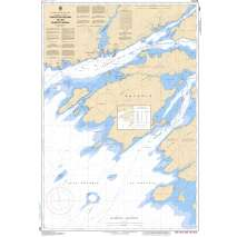Central and Arctic Region Charts :CHS Chart 1439: Carleton Island to/au Charity Shoal