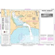 Central and Arctic Region Charts :CHS Chart 2049: Whitby Harbour