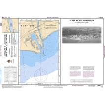 Central and Arctic Region Charts :CHS Chart 2053: Port Hope Harbour