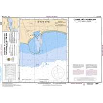 Central and Arctic Region Charts :CHS Chart 2054: Cobourg Harbour