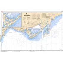 Central and Arctic Region Charts :CHS Chart 2085: Toronto Harbour